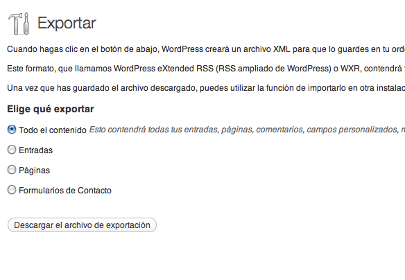 export wordpress posts to pdf